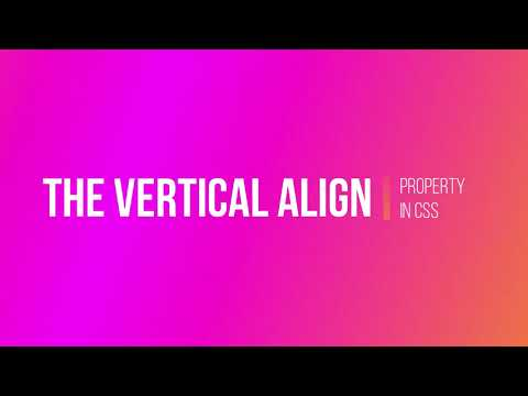 6  CSS Tutorial Color, Text Align, Vertical Align and Text Decoration Properties   Ryuki Tuts thumbnail
