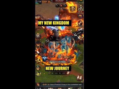 Clash Of Kings - New Journey Begins!