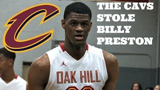 The Cavaliers Landed a Steal in Billy Preston