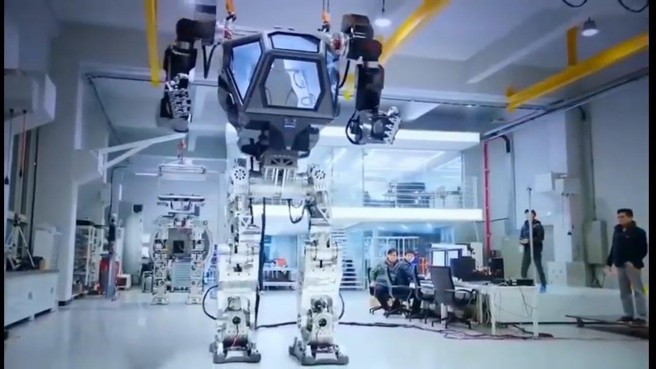 Реальные роботы в нашем мире с нереальными возможностями!