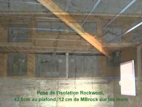 Construction d 39 une maison bbc bioclimatique basse consommation youtube - Maison basse consommation ...