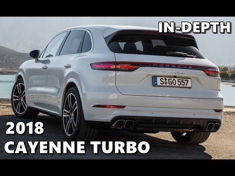 2018 Porsche Cayenne Turbo Carrara White Metallic