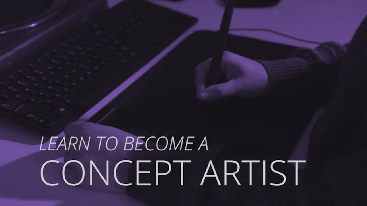 How to Become a Concept Artist foto