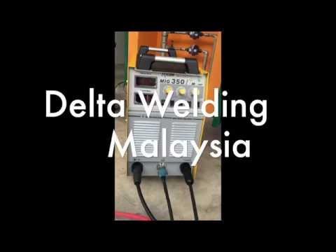 DELTA RILON 350 MIG Delta Welding Machine Malaysia
