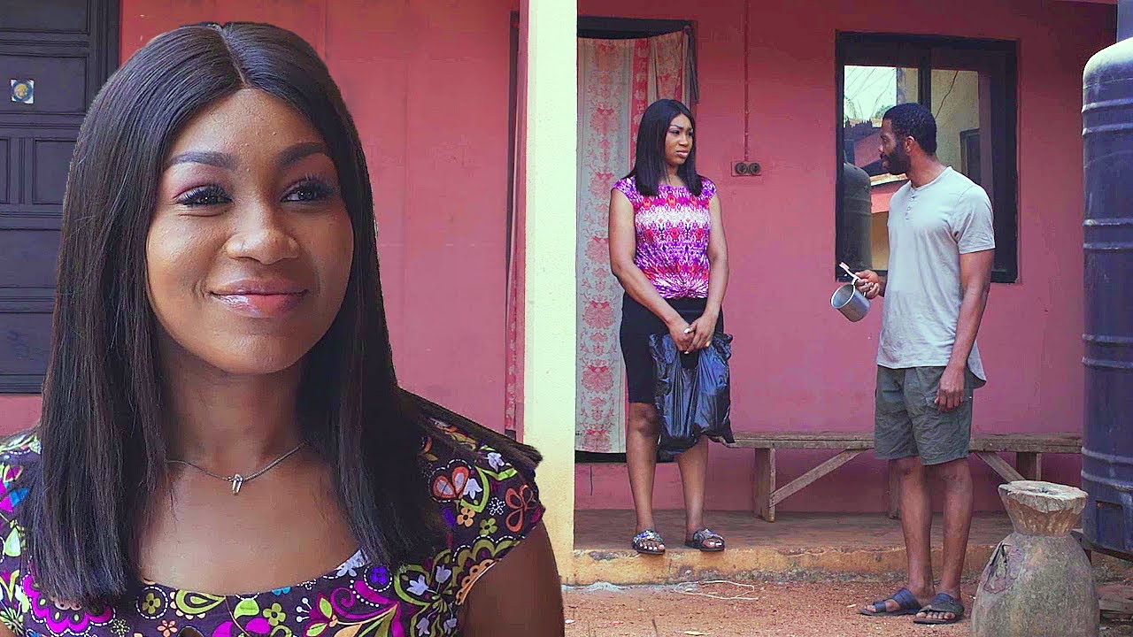 Download She Never Knw D Man She Always Give Food Is PRINCE ACTING As Poor Hungry Man 2Test Her Love-Nigerian