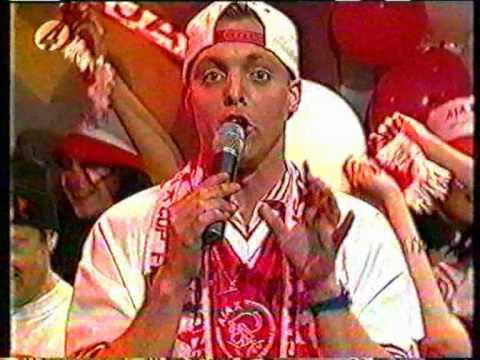 Danny Lukassen (Ajax, de Godenzonen) 1996
