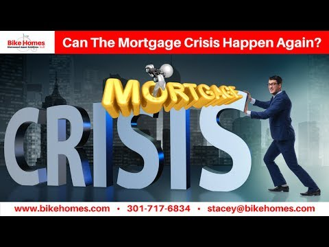 Can The Mortgage Crisis Happen Again…...