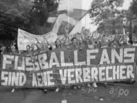 Gegen Stadionverbot und Repression Polizei Gewalt Commerz