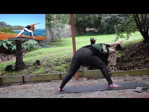 Water Flow With Boho Beautiful (yoga Practise)