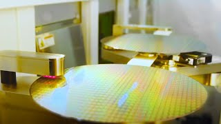 Amazing video - How the 22nm computer chips are made from silicon