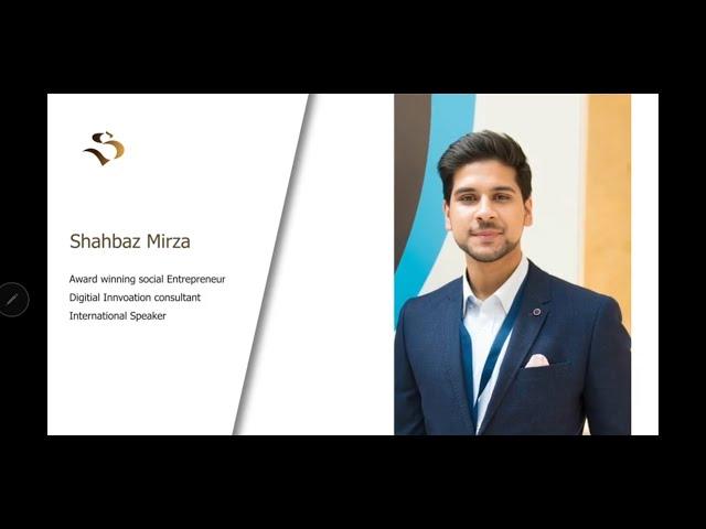 AWARD WINNING SOCIAL ENTREPRENEUR & INTERNATIONAL SPEAKER -SHAHBAZ MIRZA-INSPIRATIONAL MUSLIMS-E-19