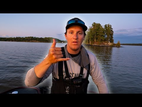 FISHING IN THE CANADIAN BUSH! (Epic Trip)