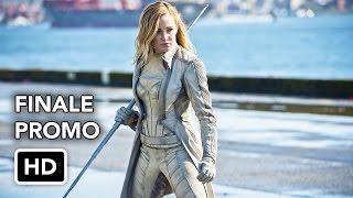 DC's Legends Of Tomorrow 1x16 Promo \