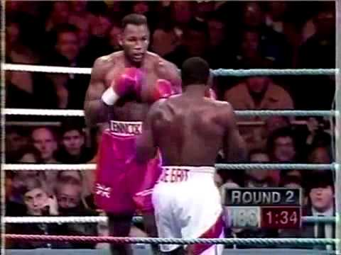 Lennox Lewis vs Frank Bruno