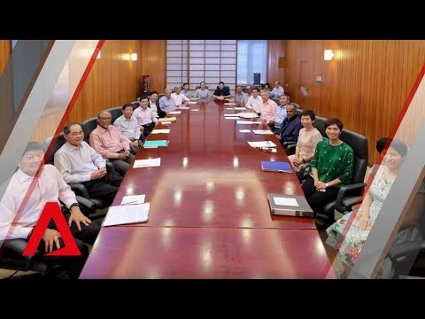 What you need to know about the Cabinet reshuffle in Singapore
