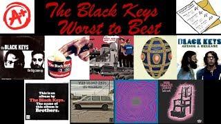 What is the Best Black Keys Album?