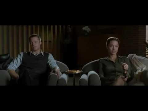 У психиатора, отрывок из фильма мистер и миссис Смит