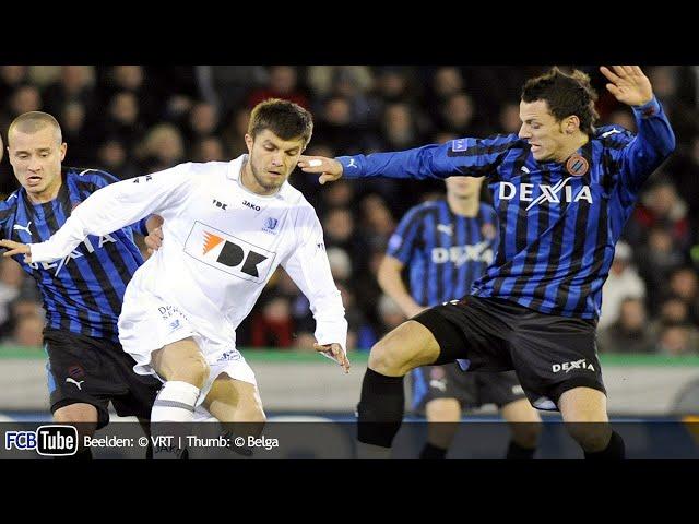 2007-2008 - Jupiler Pro League - 14. Club Brugge - AA Gent 0-0