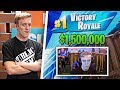 Tfue CLUTCHES $1,500,000 Fortnite Tournament! Tfue vs Chap vs NICKMERCS (Full Match Highlights)