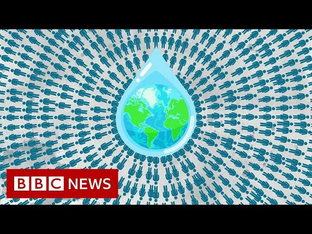 Are we heading towards a water crisis? - BBC News