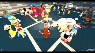 Angels Grundschule roblox pep Rallye