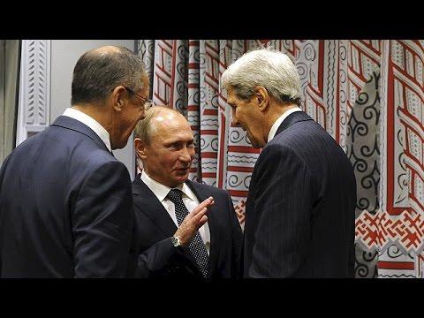 'Rusya Suriye'de terörist grupları vuruyor' - europe weekly