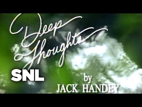 Deep Thoughts: Rabbit Run - Saturday Night Live