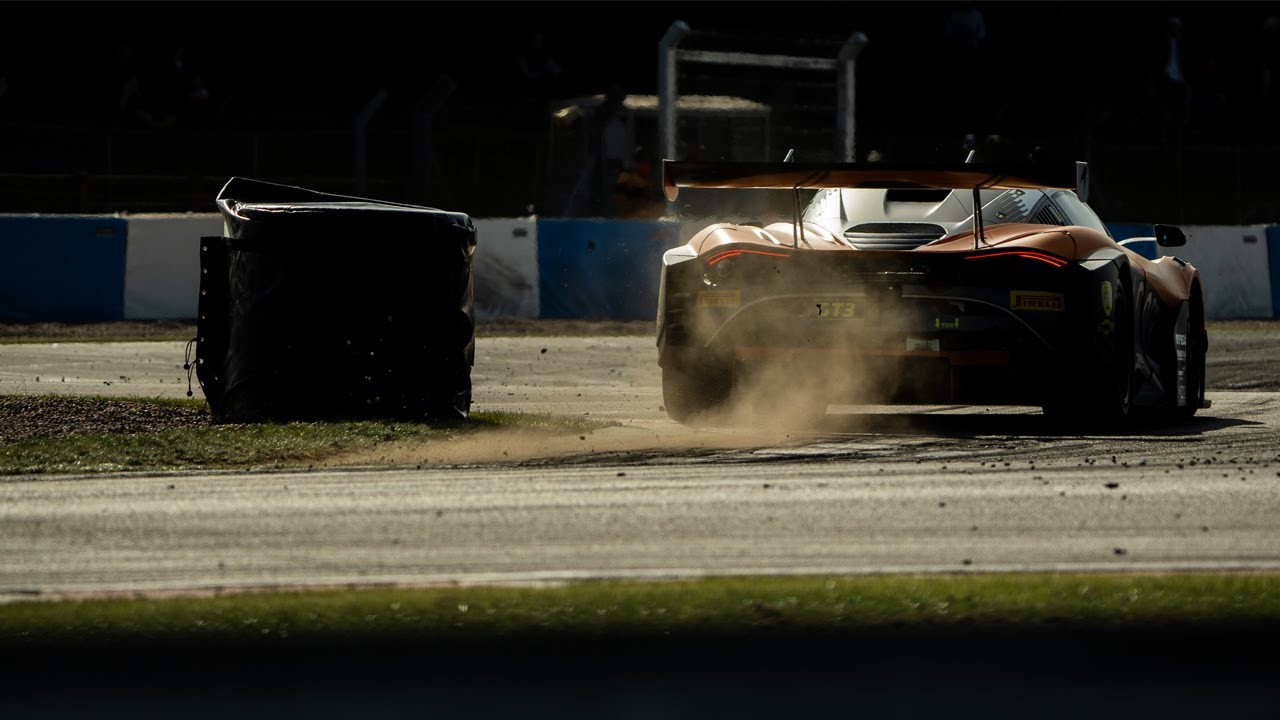 British GT Championship 2020, Donington Park 2