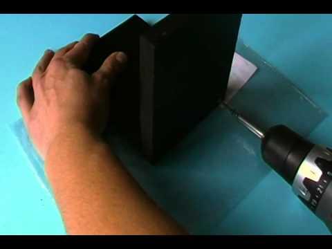 fabriquer un serre-livres tintin - youtube