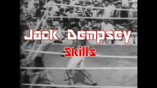 Art of Boxing: Jack Dempsey - Skills (Boxing Technique & Style)