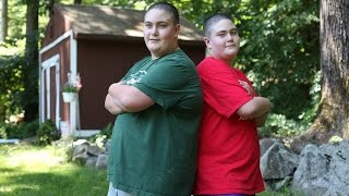 The Twins Who Can't Stop Eating: BORN DIFFERENT