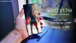 Vivo V17 Pro First Look - Price | Launch Date In India | Review | Galaxy Note 10 Impressions | 2019.