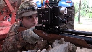 Repeat youtube video The Airgun Show – night ratting PLUS Air Arms TX200 Hunter Carbine review