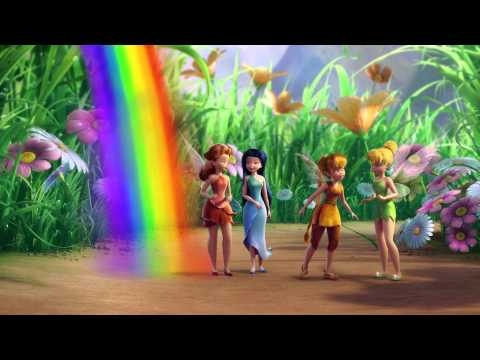 Disney Fairies Short: Rainbow's End