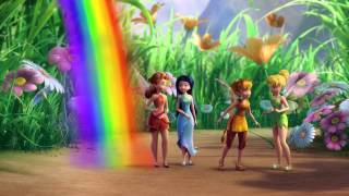 Disney Fairies Short: Rainbow