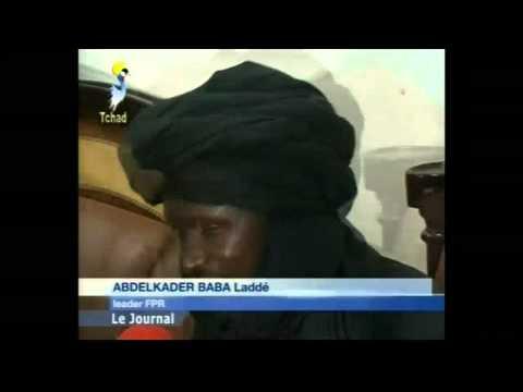 Retour de Baba Laddé au Tchad