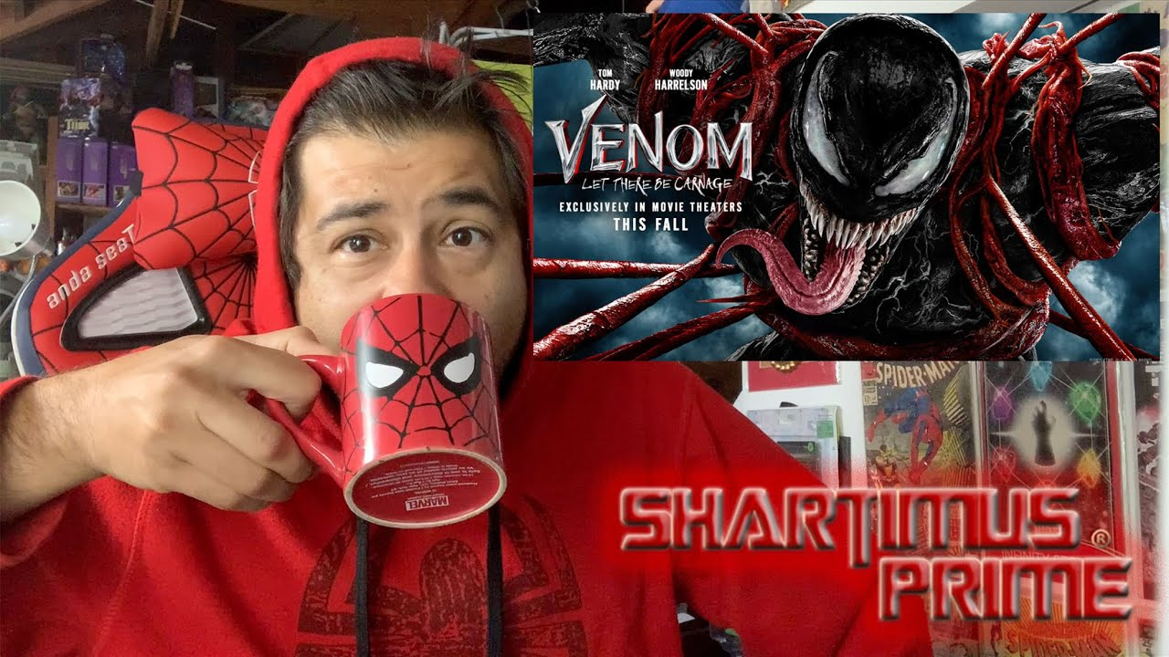Venom 2 Let There Be Carnage Sony Films Reaction Video by ShartimusPrime