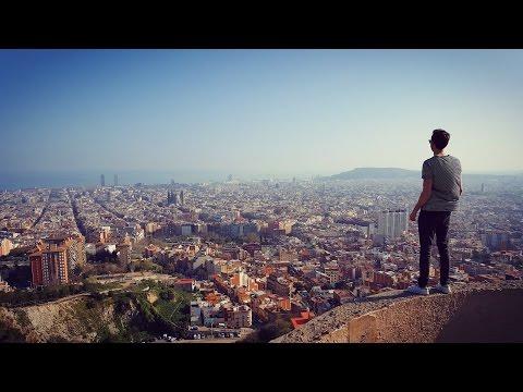 City trip | London - Montpellier - Barcelona | Travelvideo