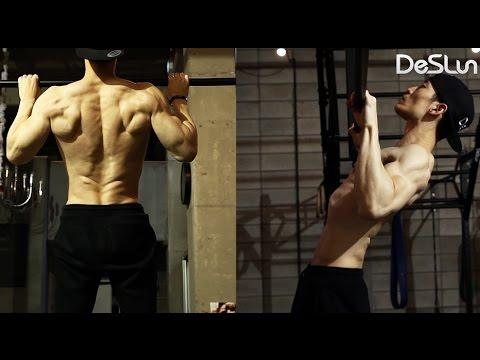 [데스런] 초보자들이 턱걸이를 할때 주의해야