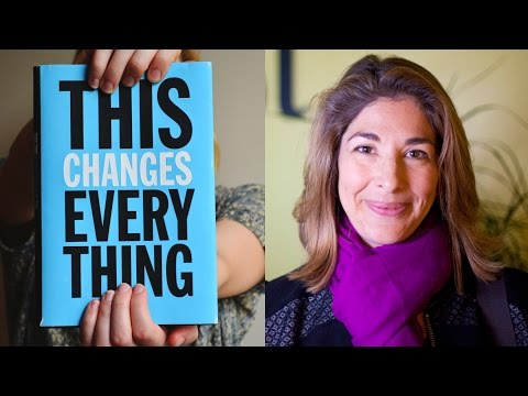 Naomi Klein says climate activists need to get comfortable attacking capitalism