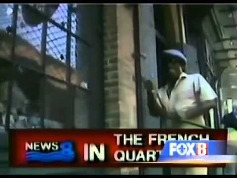 WVUE Fox 8 New Orleans - 60th Anniversary Special (2013)