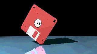 Floppy Disk 3D