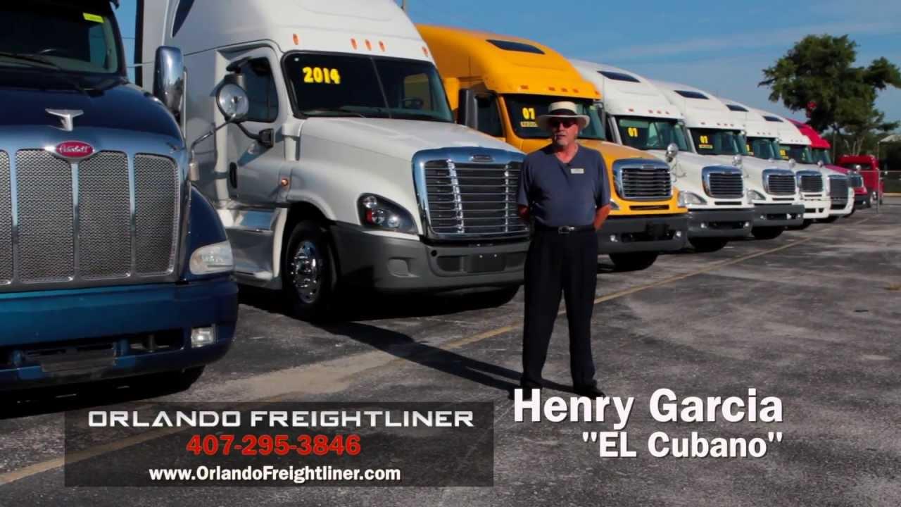 Venta De Carros Usados >> Camion usado Freightliner - YouTube
