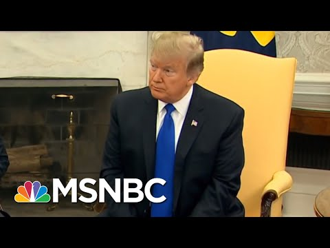 President Donald Trump Said He'd Take A 'Very Serious' Look At Border Deal | Velshi & Ruhle | MSNBC Mp3