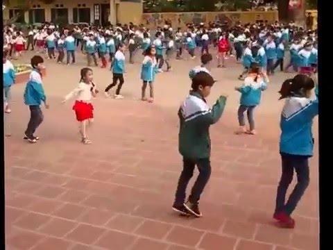 Học sinh tiểu học Khiêu vũ - Khiêu vũ - Nhảy