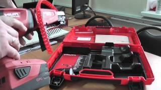 Обзор. Шуруповерт для гипсокартона SD 5000-A22