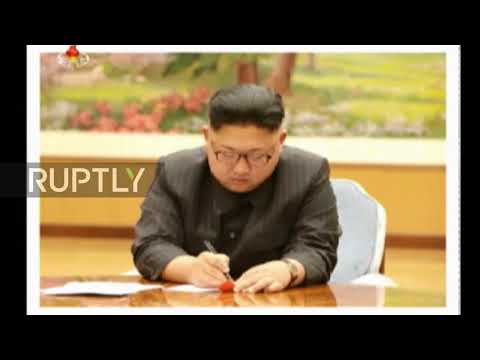 North Korea: State TV announce successful test of miniaturised H-bomb that fits onto ICBM
