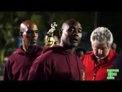 South Florida Broward Vs Dade All Star Game - Replay Film