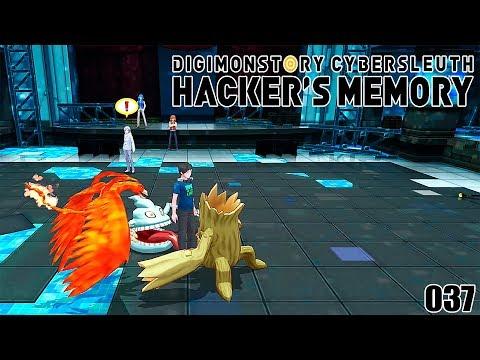Digimon Story Cyber Sleuth Hackers Memory [037] In Auftrag von Sachsen [Deutsch] Let's Play Digimon