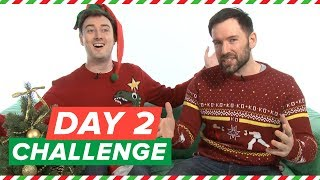 Xmas Challenge Day 2! Drunk Walking in Red Dead Redemption (Andy)